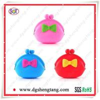 Buy cheap Fashion Silicone Pochi Coin Purse,Mini WalletsCP-008 from wholesalers
