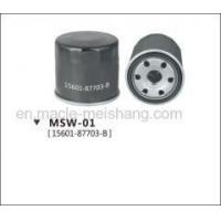 Buy cheap Auto part oil filter CHEVROLET Aveo DAIHATSU Applause Sparcar 15601-87703 from wholesalers