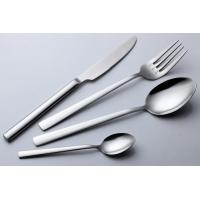 18/10 stainless steel flatware set