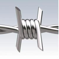 Buy cheap Stainless steel Barbed Wire from wholesalers