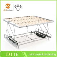 Buy cheap DLS D116 1.8m bed frame bedroom ashley furniture hardware fittings accessory D116 product