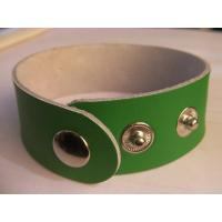 Buy cheap Leather wristband from wholesalers