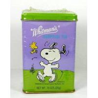 Buy cheap Whitman's Holiday Toys & PVCs Peanuts Surprise Tin Canister - Dancing Snoopy from wholesalers