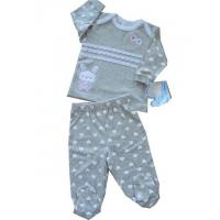Buy cheap Baby's and kid's wear 100% cotton interlock 200gsm 3-24M girls from wholesalers