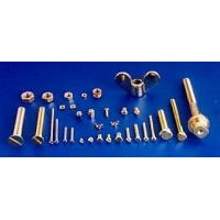 Buy cheap Brass Bolts Nuts Screws Fasteners from wholesalers