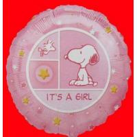 Buy cheap Baby Girl Snoopy Balloon from wholesalers