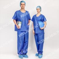 Buy cheap Scrub Suit with V-shape Neck MSV10 from wholesalers