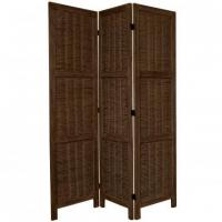 Buy cheap 5 ft. Tall Bamboo Matchstick Woven Room Divider from wholesalers