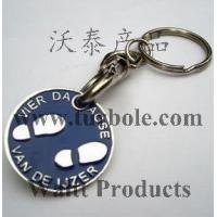 Buy cheap KEYCHAIN KEYRING Trolley Coins by Design KM0826 from wholesalers