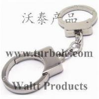 Buy cheap KEYCHAIN KEYRING Mini Handcuffs Keychains, Handcuffs Keyring KM0738 from wholesalers