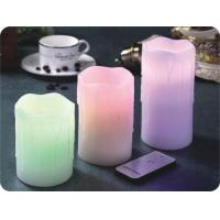 Buy cheap ITEM:12401 3pcs of Remote Control LED Candles from wholesalers