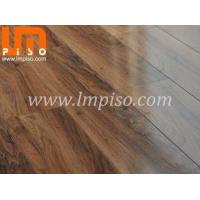 Buy cheap Surfaces 8.3mm beveled v groove durable fantastic high gloss laminate flooring from wholesalers