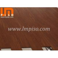 Buy cheap Surfaces Beveled painted v groove easy lock EIR finish laminate flooring from wholesalers