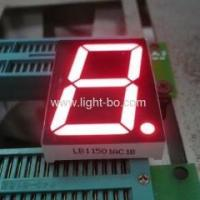 Buy cheap Super bright red 1.5-inch Anode seven segment led display from wholesalers