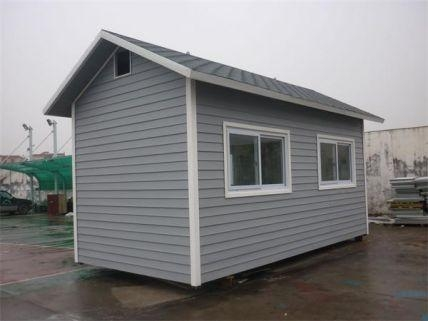 Container house container villa 46168364 for Villa en container