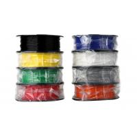 Buy cheap 3D Printer Filament ABS/PLA 1.75mm High Quality World Use 3d Printer Material from wholesalers