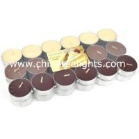Buy cheap Vanilla Scented Tealights from wholesalers