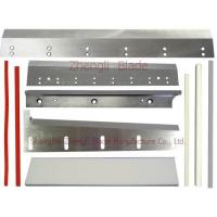 Buy cheap 1206. PAPER CUTTER, TEXTURED PAPER CUTTING BLADE,OFFSET PAPER CUTTER Raw material from wholesalers