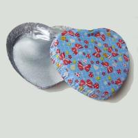 Buy cheap heart shape foil baking cup from wholesalers