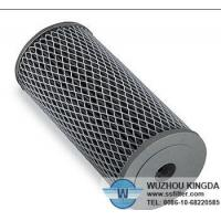 Buy cheap Cylinder filter Carbon block filter cartridge from wholesalers