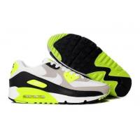 Buy cheap Best Choice Nike Air Max 90 Men Shoes Grey White Green from wholesalers