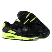 Buy cheap Superior Nike Air Max 90 EM Mens Shoes 2014 Black Green from wholesalers