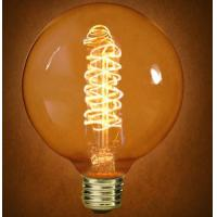 Buy cheap Vintage Bulbs G80 Globe Carbon filament bulb from wholesalers