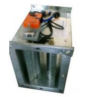 Buy cheap Rectangular Electric Variable Air Volume Damper from wholesalers
