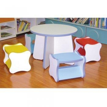 Images of butterfly round table exclude chairs 46137553