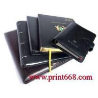 Buy cheap OEM Custom Notepads Printing for Hardcover Notebook stationery with PU Cover Spiral from wholesalers