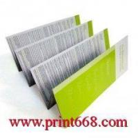 Buy cheap Promotional customized Full Colour Leaflet Colour Flyer Printing Services for advertising from wholesalers