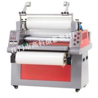 Buy cheap 24 inch double pneumatic thermal laminating machine from wholesalers