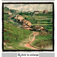 "Buy cheap Asian Influenced Art ""Himalayan Impression"" EM025X product"