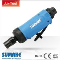 Buy cheap Air powered 1/4 die angle grinder from wholesalers