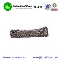 Buy cheap Braided Utility Rope Camo Poly Rope from wholesalers