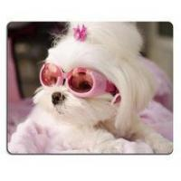 Buy cheap cute animal creative design custom printing mouse pad for gifts from wholesalers