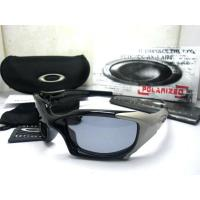 Buy cheap Custom Oakley OK PIT BOSS 03-304 Black Mix Silver for vocations, modern shows from wholesalers