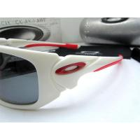 Buy cheap Oakley Scalpel OO9095-05 Original Polarize Sunglasses In White Mix Red from wholesalers