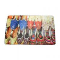 Buy cheap Washable beautiful shoes doormat from wholesalers