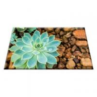 Buy cheap Printed flannel door mat from wholesalers