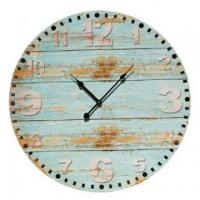 Wooden print derocative clock SH-clock07