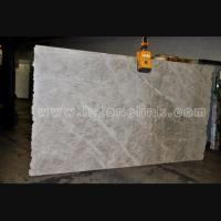 Buy cheap Quartzite Mother of Pearl slab from wholesalers