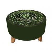 Buy cheap Wood green flower stools SH08-151002012 from Wholesalers