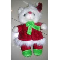 Buy cheap Christmas Plush Toys Christmas Bear Toys JCP-02 from wholesalers
