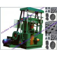 Buy cheap Honeycomb coal briquetting press machine from wholesalers
