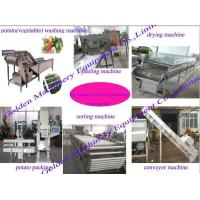 Buy cheap Vegetable and fruit processing machine line product