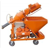 Buy cheap Mortar pump wet plaster machine from wholesalers