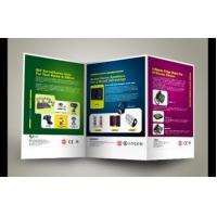 Buy cheap Folded Brochure Printing from wholesalers