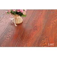 Buy cheap Embossed laminate flooring---L602 from wholesalers