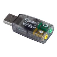 Buy cheap QHM623 USB Sound Card from wholesalers